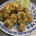 鶏の塩麹唐揚げ