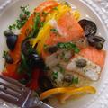 「鮭のエスカベッシュ」