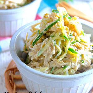 安くてウマくて栄養バツグン!「切り干し大根」をサラダで食べよう♪