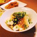 [レシピ]5分でできる!叩き長芋の海苔ねぎ乗っけ