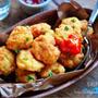 ♡ぷりっとジューシー♡鶏むね肉deカレーナゲット♡【#簡単レシピ#節約#クリスマス#お弁当】