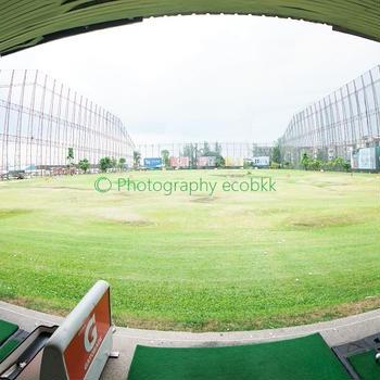 Allstar Golf Complexでゴルフの試打ができた/Golf at Bangkok, Thailand