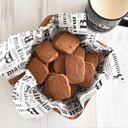 ママの子育て公開サイトMoopen掲載~卵・牛乳不使用のきな粉クッキー~