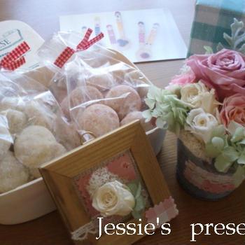 Jessieサンからのプレゼント♪