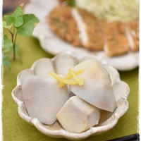 ヤマキだし部 おだしがきいた秋の食材レシピ 里芋のほっこり煮