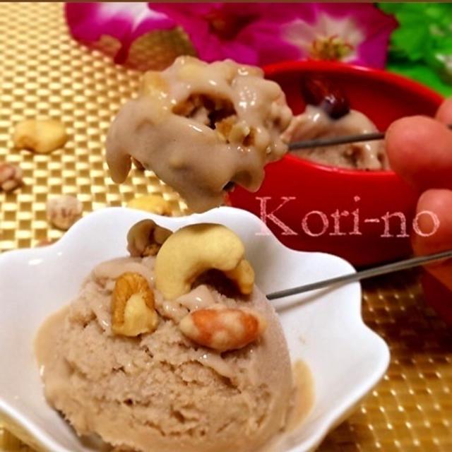 愛されてます♡豆腐バナナアイスとモニター