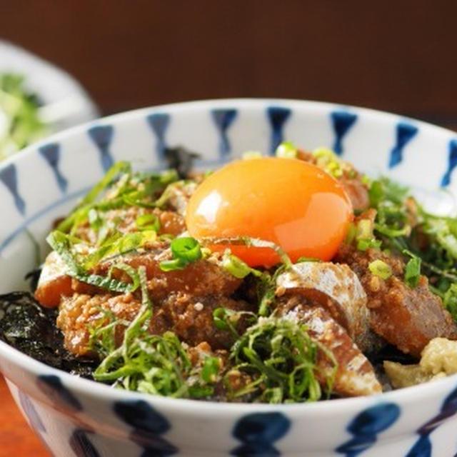 アジ丼、ごまアジ、アジのさばき方とアジ丼の作り方動画