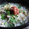 豆もやしのスープご飯*コムナムル クッパ