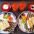 たまごサンドイッチ2種類作ってみました♪~♪ by みなづきさん