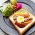 カラフルでヘルシー!野菜たっぷりのスピード朝ごはん♪