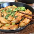 ★簡単アヒージョ&残りご飯でミルキーおじやのチーズ焼き