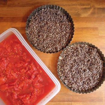 加熱用トマトでロータルト
