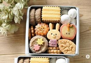 プレゼントにもぴったり!かわいいが詰まってる「#クッキー缶」フォト5選
