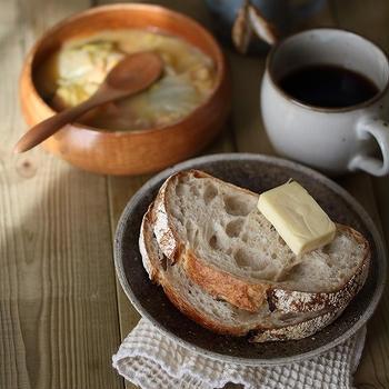 パンとスープと珈琲と