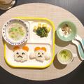 【離乳食完了期】白菜と鮭のクリームシチュー