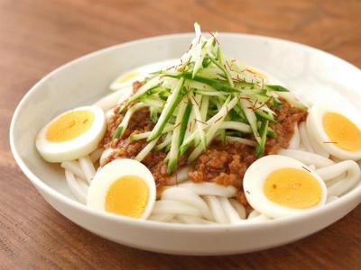 ピリ辛ジャージャー麺 & ジャージャー肉味噌