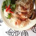 炊飯器でタイのカオマンガイ