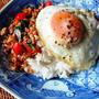 「本格タイ料理☆ガパオライス」がクックパッドニュース掲載☆