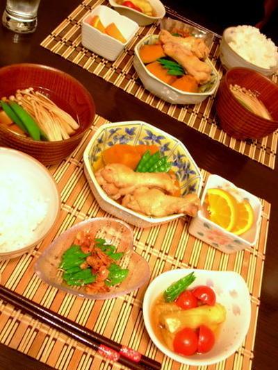 京都最後の夕ご飯 & 里帰りと10カ月突入★