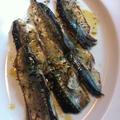 秋刀魚の香草ソテー