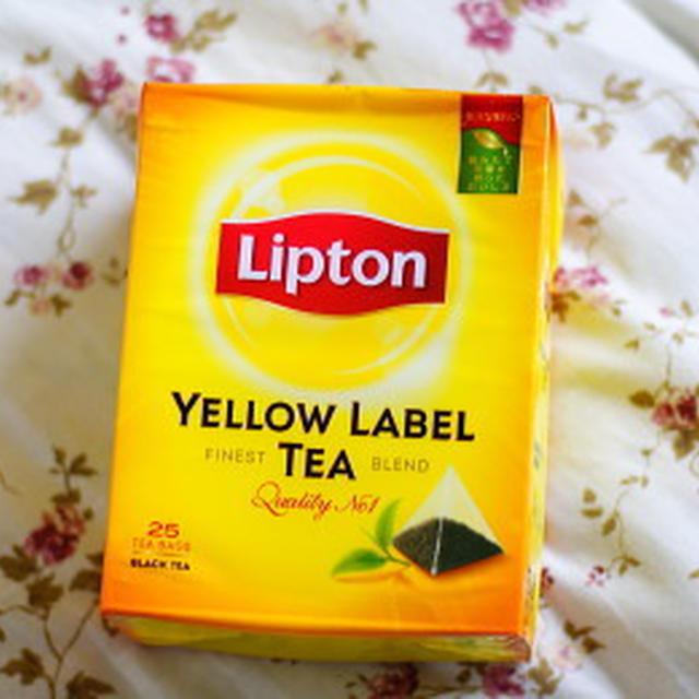 【紅茶でひらめきのある朝を♪リプトンひらめき朝食レシピ】1