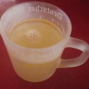 ホットレモンジンジャー ちゃちゃっと混ぜてレンジでチン♪