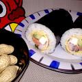 【レシピ】簡単!具が中央に! 巻き寿司(^^)♪