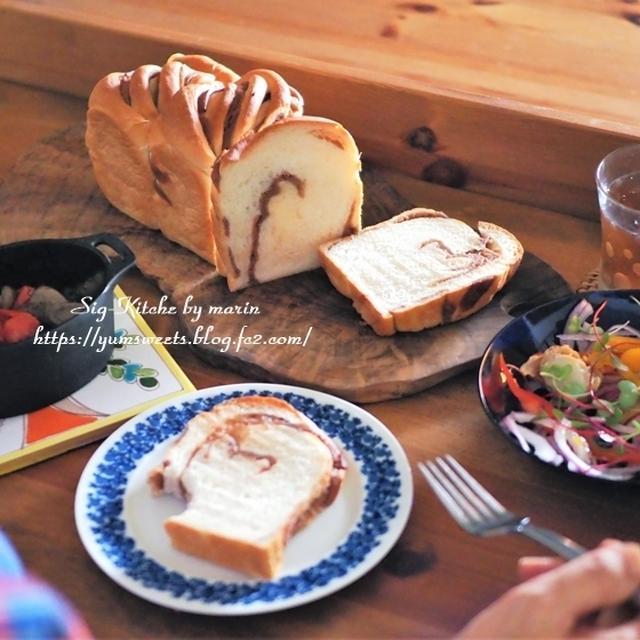 『マロン食パンと15分でできるおかず』動画 【レシピ】