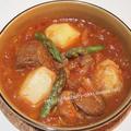 スパイスアンバサダー|GABANブーケガルニ(ティーバッグタイプ)で牛筋肉の赤ワイン煮込み