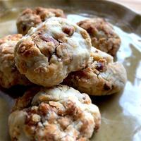 20分でおやつ♪グルテンフリー♡米粉くるみクッキー