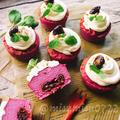 お砂糖なし☆紫芋とヨーグルトのマフィン by Misuzuさん