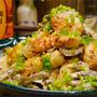 【レシピ】鶏むね肉と舞茸のやみつきハニーマスタード