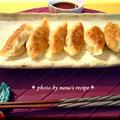 豆腐餃子と豆腐シュウマイ