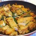 海鮮チヂミ、トッポッキで。。。韓国な夕ご飯♪ by shioriさん