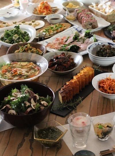 オンマさんのキムチ大試食会+春の宴にお邪魔しちゃいました