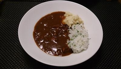 【牛すじ肉】煮込みカレーの作り方(レシピ):牛すじ肉は売切れ続出?冷凍していてよかった!