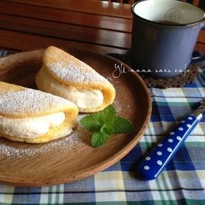 レンジで簡単「カスタードクリーム」を使った絶品おやつレシピ