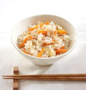 アレンジ 酢 飯