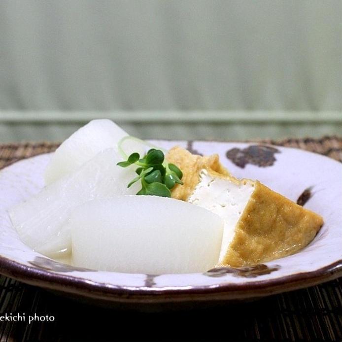 白だしで料亭の味!「ゆず味噌ふろふき大根」の作り方&人気レシピ5選の画像
