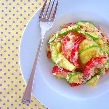 食べる美容食材♪簡単おいしい「トマト」サラダレシピ5選