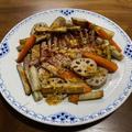 STAUB で豚肉と野菜の煮込み