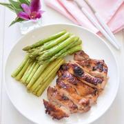 簡単♡鶏もも肉の花椒オイスターソース焼き【GABANスパイス大使】