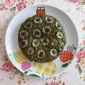 抹茶バナナケーキ