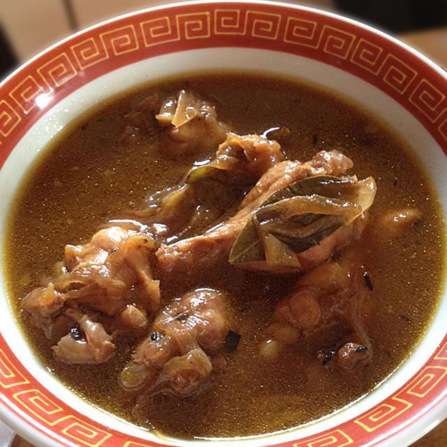 [主菜] アドボ・マノック(フィリピン料理)