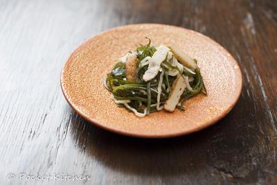 クープイリチー(昆布と豚肉の炒め物)
