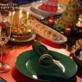 「2012*おうちクリスマス」※画像多いです。 by かんざきあつこ(a-ko)さん