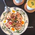 ■お母さんの夏休みの友!夏休みの簡単ランチ タコとズッキーニのトマト炊き込み御飯
