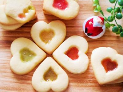 簡単可愛い♡ステンドグラスクッキー