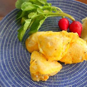 冷蔵庫に絶対あるあの調味料で、鶏むね肉の「チキンピカタ」をしっとりふわふわに焼く方法