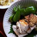 簡単☆鶏モモの塩焼き